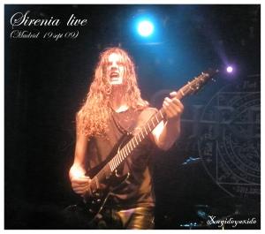Sirenia live IV by xayideyaxide